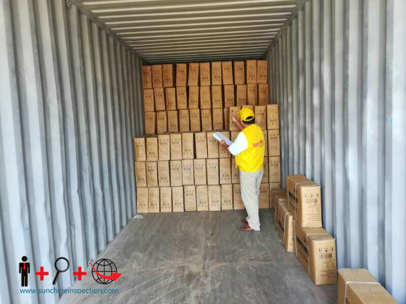 Container Loading Check – Sunchine Inspection Service