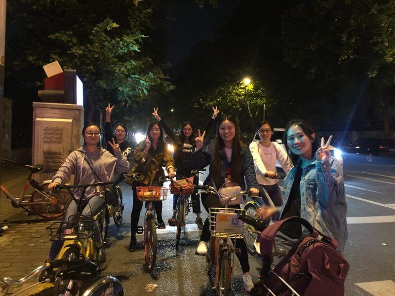 Travel-by-bike