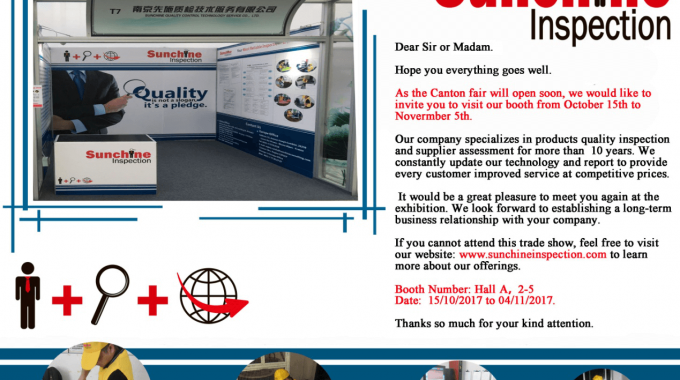 Exhibiting At The 122nd Canton Fair During (1)