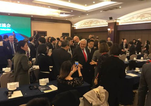 Sunchine Inspection Attends The Seminar On Sino-French Industrial Cooperation