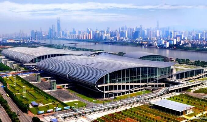 122nd Canton Fair – Sunchine Inspection Galleries
