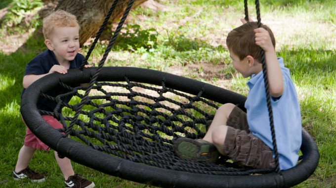 Kids Nest Swing Testing And Control