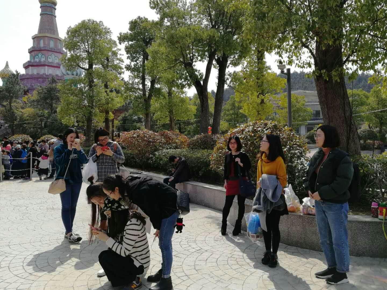 One-Day Trip To Nanjing Ginkgo Lake Park (4)