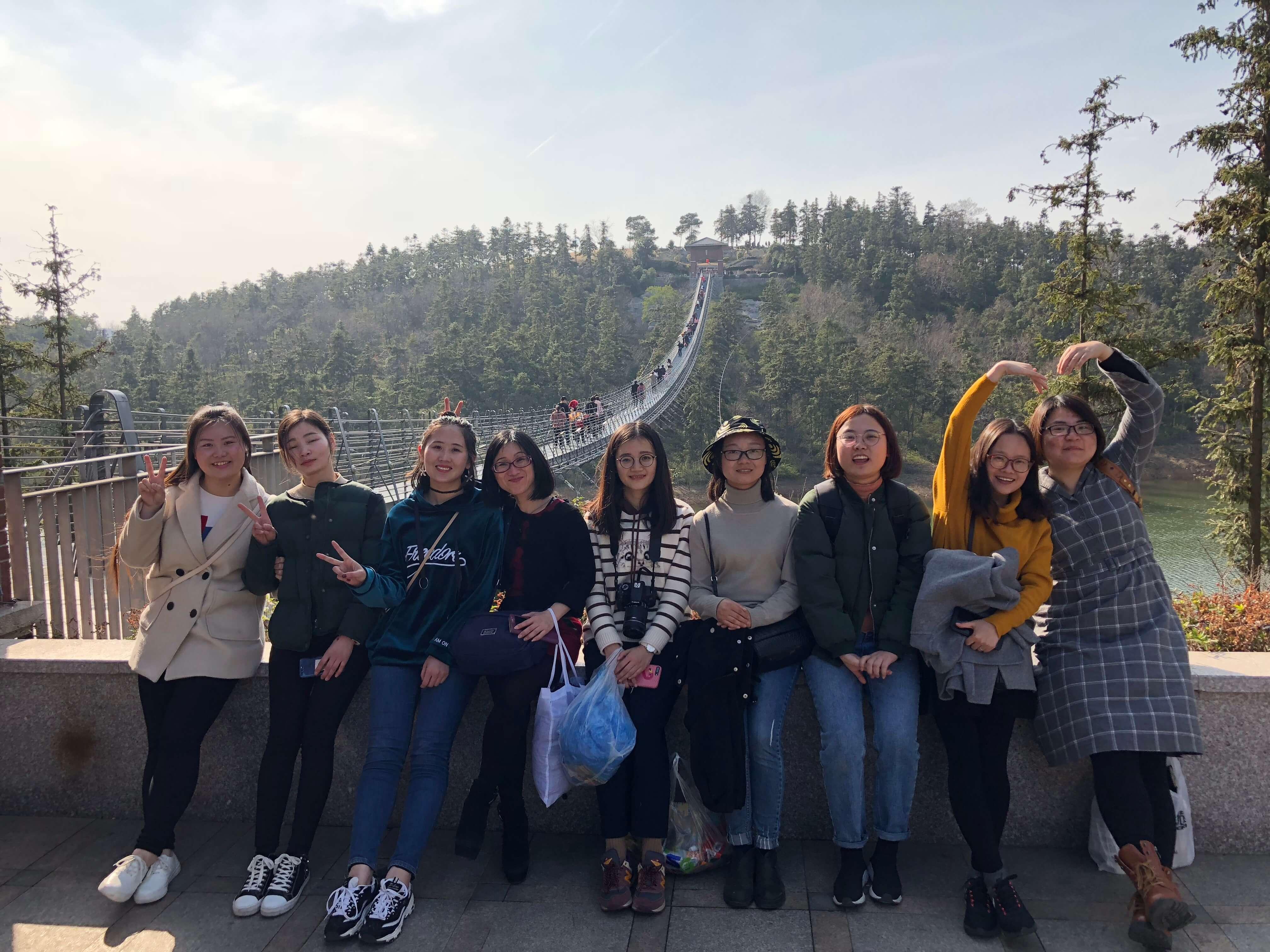 One-Day Trip To Nanjing Ginkgo Lake Park (7)