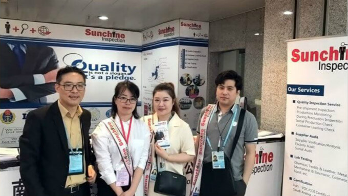Many Thanks To The Many Visitors At Canton Fair