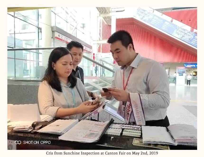 The Second Day Of Canton Fair Phase 3