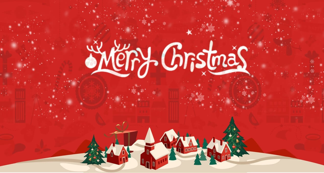 Merry Christmas To You And Your Families