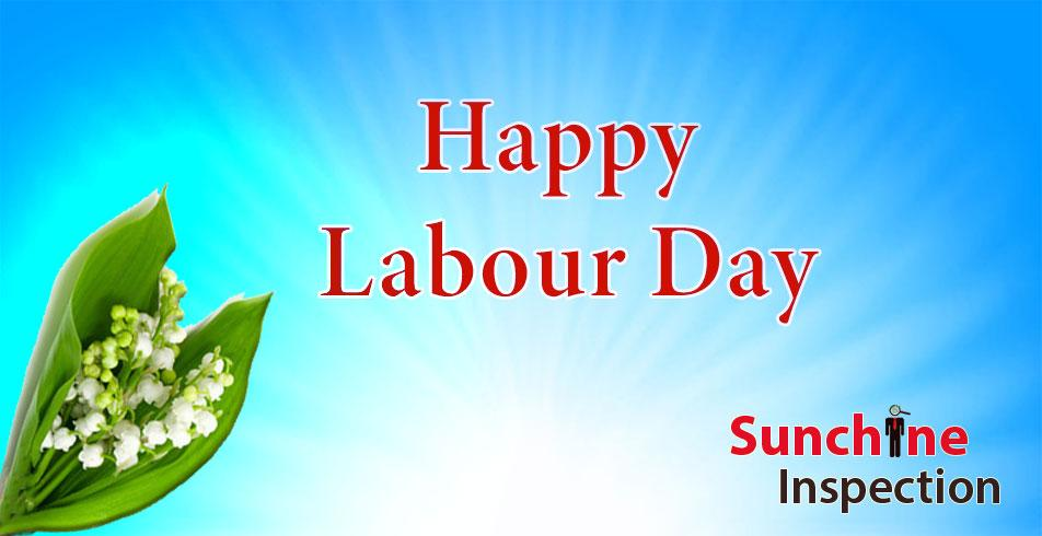 Happy Labour Day To All Of You!