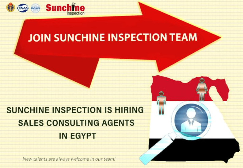 Looking For Energetic, Dynamic, Competitive International Sales Consulting Agents In Egypt